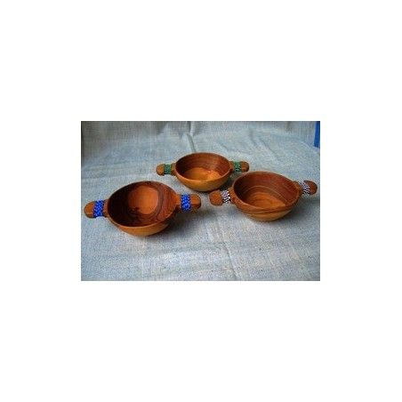 Olive wood dishes