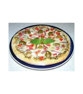 Mediterranean Pizza - Medium