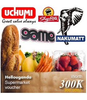 Family Supermarket Shopping Voucher 300,000