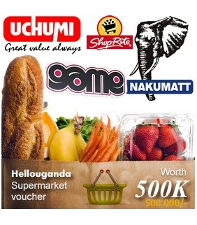 Family Supermarket Shopping Voucher 500,000