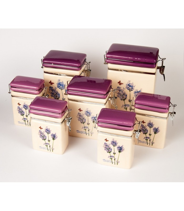 Canister 7 Piece Set