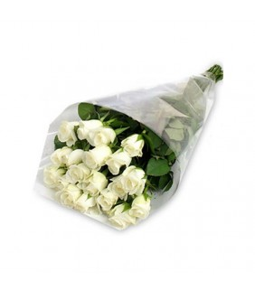 WHITE BOUQUET FLOWERS