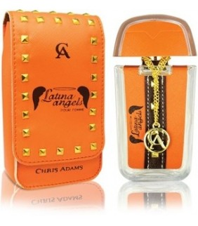 CHRIS ADAMS EDP LATINA ANGELS FOR WOMEN  80ML