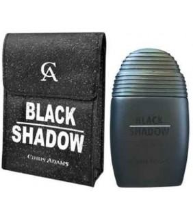 CHRIS ADAMS BLACK SHADOW  FOR MEN 100ML