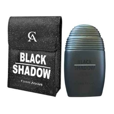 CHRIS ADAMS BLACK SHADOW  FOR MEN 100ML