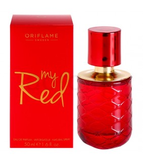 MY RED FOR WOMEN
