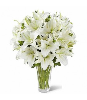 Be well Lily Bouquet Gift