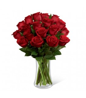 Te Amo Red Roses Bouquet