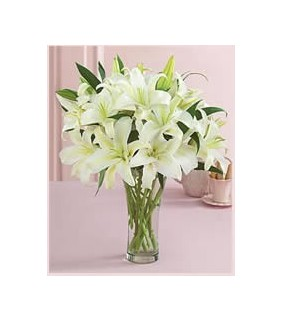 Be well Lily Bouquet